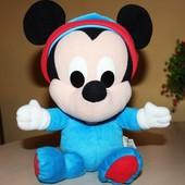 микки Маус малыш 33см со звуком Фишер Прайс