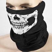 Мотоциклетный шарф-маска
