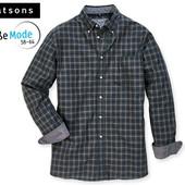 Удобная мужская рубашка от Watsons, размер 5 XL (ворот 51-52)
