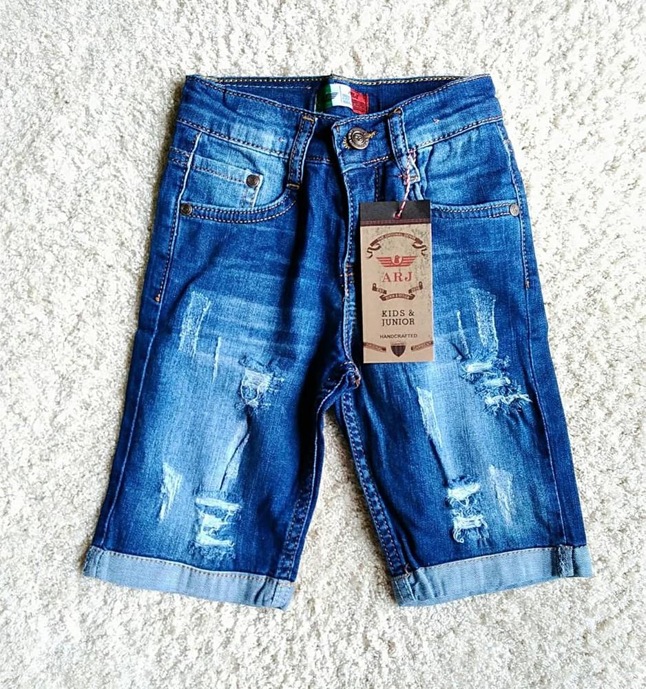 Распродажа! 3̶9̶0̶  200 грн джинсовые шорты armani jeans фото №1
