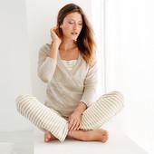 Велюровая пижамная кофточка для сна и отдыха тсм Tchibo Германия, р. 38 евро,см.описание