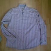 Фирменная крутая рубашка XXL