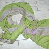 Шарф легкий шаль