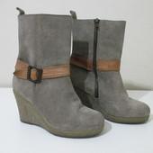 Замшевые ботинки ботильоны Buffalo London оригинал Европа Англия