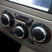 Ручки-крутилки кондиционера Nissan Note Tiida ниссан ноут тиида
