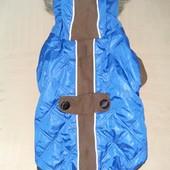 Продам новую ,красивенную куртку для собачки 8-10 кг.