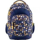 Красивый рюкзак Kite K18 814M Junior, бесплатная доставка