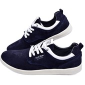 Мокасины мужские замшевые Multi-Shoes Stael Authentic