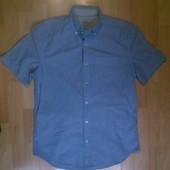 Фирменная рубашка S