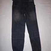 W 28 2XS, поб 42, новые! джинсы джоггеры Blue Inc. абсолютно новые с этикетками