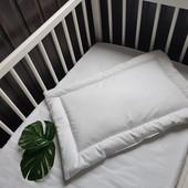Подушка для кроватки