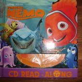 Книга про Немо на английском языке идеал
