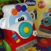 Новый!!Ходунки-игровой центр от Chicco с коробкой