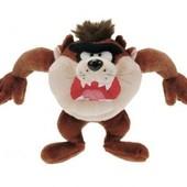 Тасманийский дьявол Таз Мягкая игрушка Warner Bros looney Tunes снежный человек