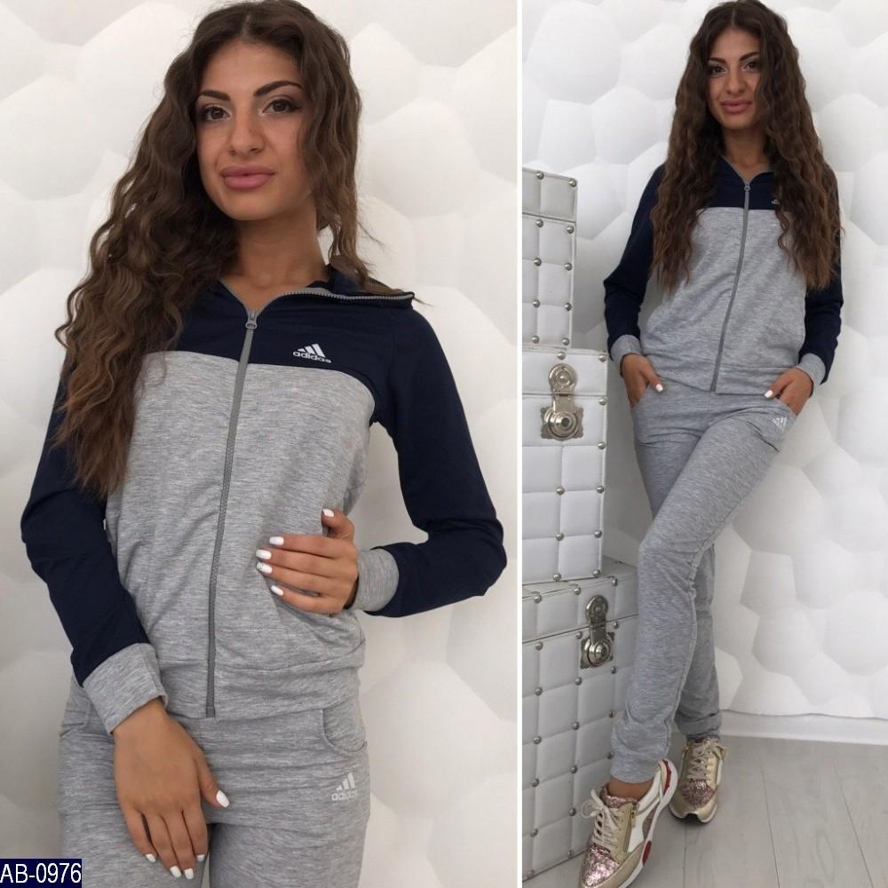 d893661bbfaa2d Женский спортивный костюм adidas, цена 390 грн - купить Костюмы и ...
