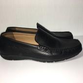 44р 29см Geox Кожаные туфли