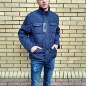 Стильная мужская демисезонная куртка 46-56 р.