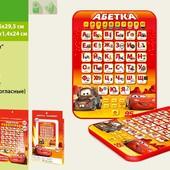 Абетка-планшет KI-7038, 7039, 7040 на укр., в ассортим.