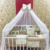 Комплект детского постельного белья Bonna