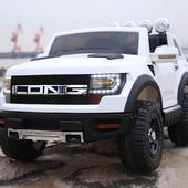 Детский электромобиль джип,Ford Long T-7819