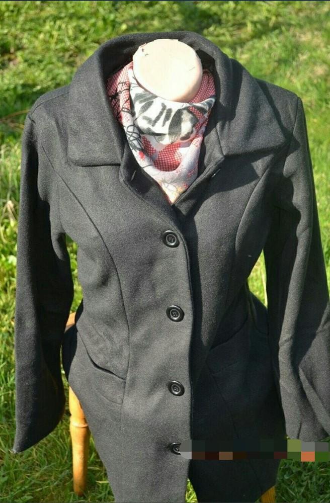 Кардиган-пиджак на подкладке фото №1
