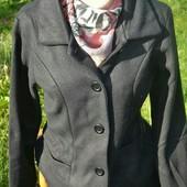 Кардиган-пиджак на подкладке