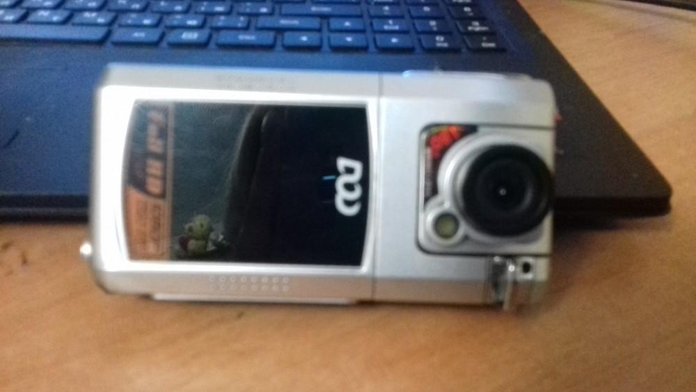 Авто регистратор с поворотной камерой фото №1