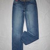 W30 L32, поб 48, оригинал! джинсы Lee Cooper пояс на резинке, брендовые!