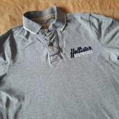 Фирменная тениска Hollister р.44-46