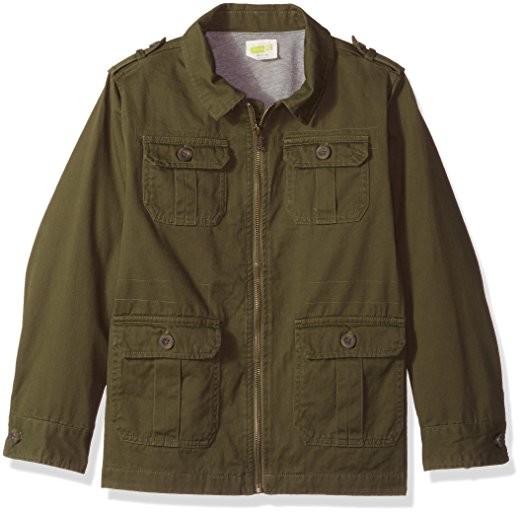Куртка для мальчика 7-9 лет crazy фото №1
