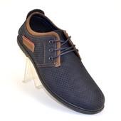 Туфли 2 цвета Т543