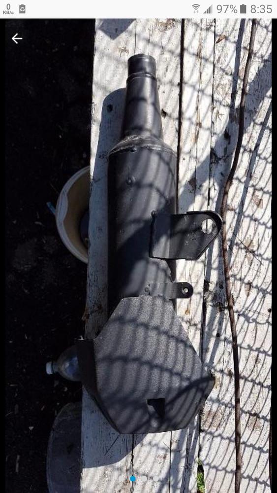 глушитель Viper v250nt фото №1