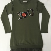 Платье-туника 8-9 лет Little star