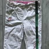 Джинсы штаны на Девочку 1-2 года