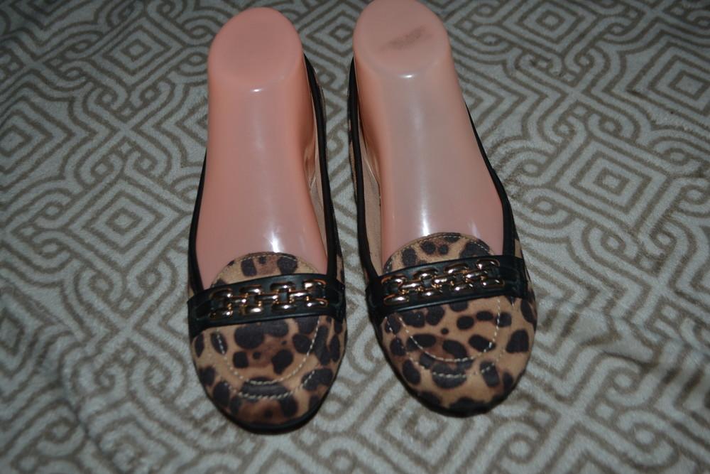 Новые туфли балетки graceland 23.8 см  37 размер англия фото №1