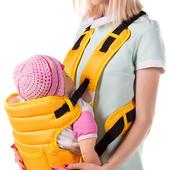 Кенгуру-переноска для малышей, Умка №12, цвета в ассортименте