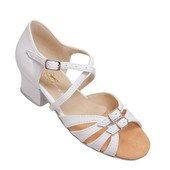 Туфли для бальных танцев на девочку Club Dance: Б-2