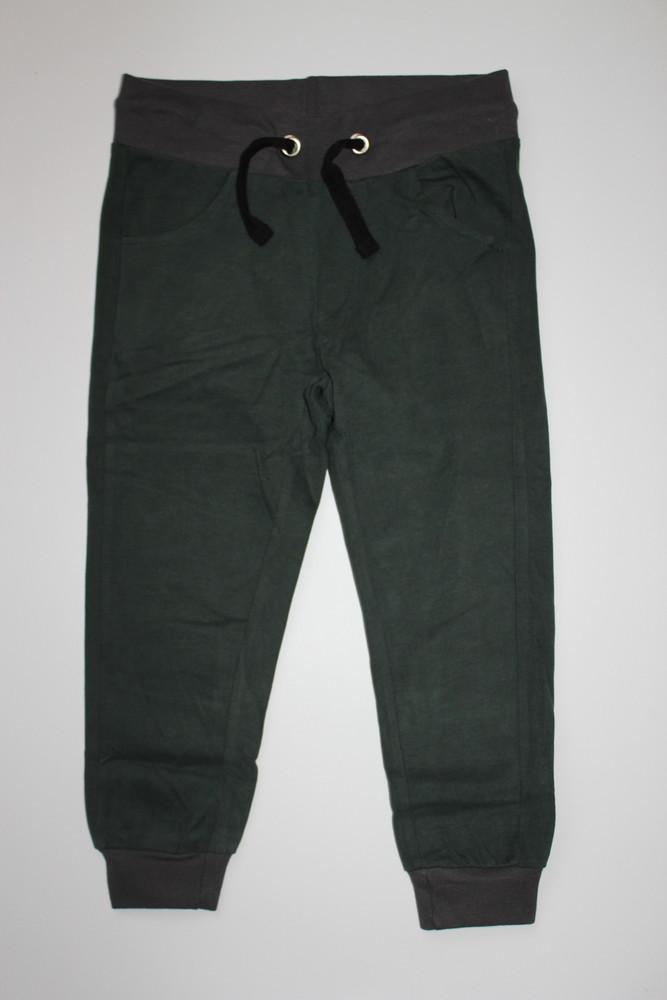 Детские трикотажные спортивные штаны без начеса coccodrillo, польша фото №1