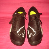 Новые кожаные кроссовки Puma (оригинал) - 46,5 размер