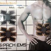 стимулятор мышц пресса Beauty body mobile gym EMS
