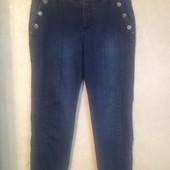 джинсы шикарные на полненькую женщину р.52-54