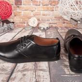 Мужские туфли Натуральная кожа Качество отменное