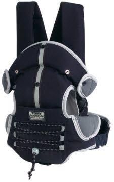Рюкзак-переноска,кенгуру,слинг Tomy Freestyle Fleece baby carrier фото №1