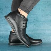 Ботинки Yuves, зимние, на меху р. 40-45 код ks-10496