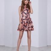 Яркое летнее платье 40-46рр разные цвета