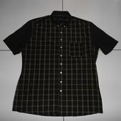 Рубашка - клеточка - коттон - Label J XL - 48-50 - сток !!!