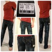 Мужские джинсы новые р. 29