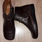 Ботинки кожа Josef Seibel р.36 стелька 23 см.