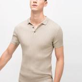Фирменная футболка поло Zara, размер XL