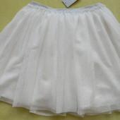 юбка фатиновая Matalan  на 9 лет.